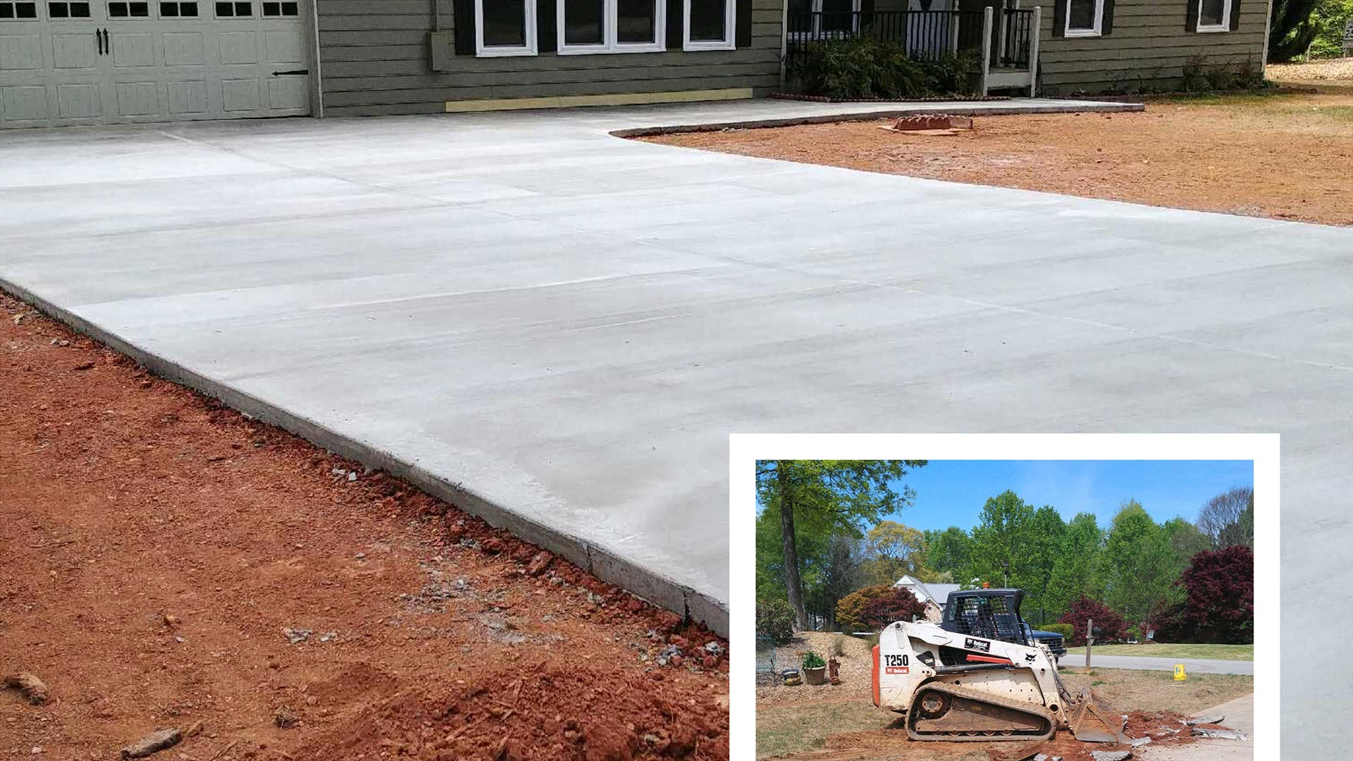 Cutting Edge Concrete: All Concrete in Georgia Area